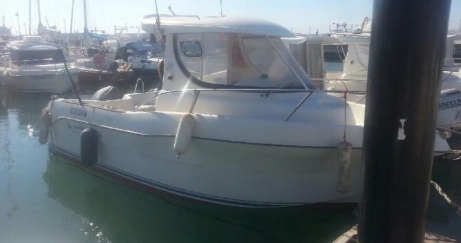 Rental yacht Saintes-Maries-de-la-Mer - Quicksilver Quicksilver 630 Pilothouse on SamBoat
