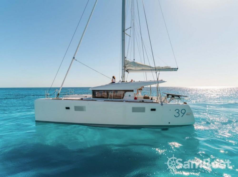 Alquiler Catamarán en Central Greece - Lagoon Lagoon 39