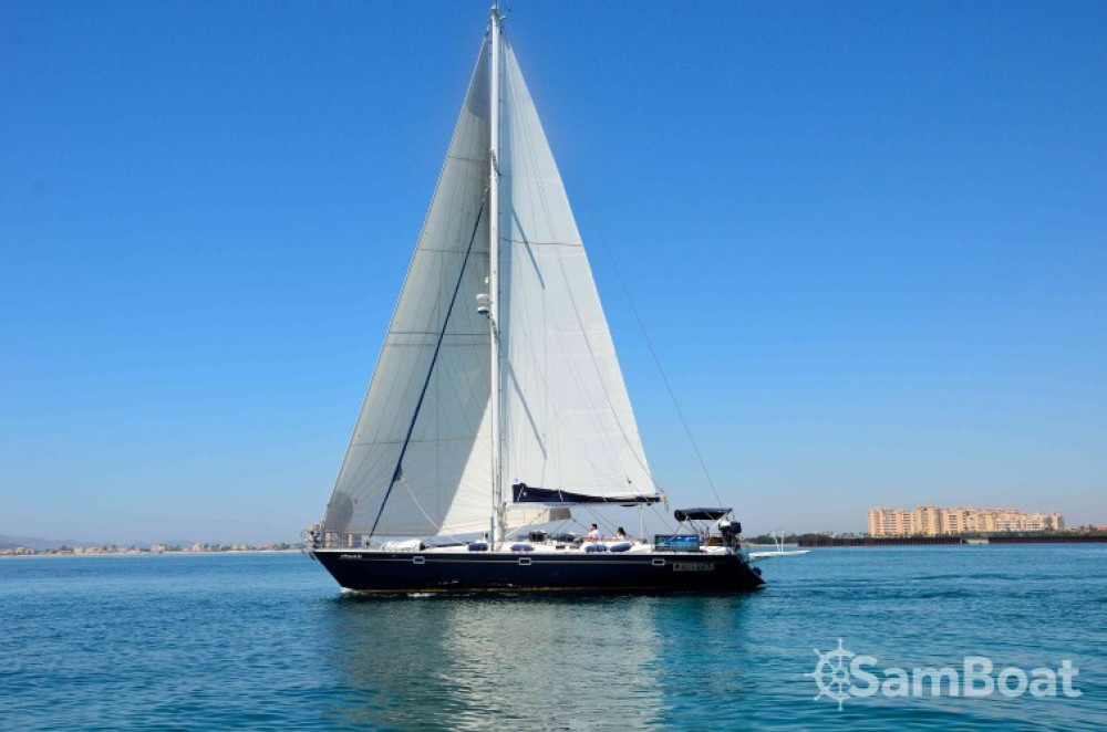Rental Sailboat Gibert Marine with a permit