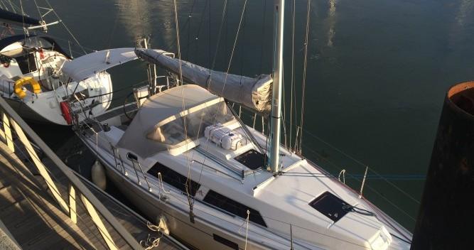 Location yacht à La Rochelle - Hanse Hanse 320 sur SamBoat