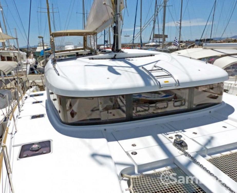 Alquiler de Catamarán, con o sin patrón Lagoon Central Greece
