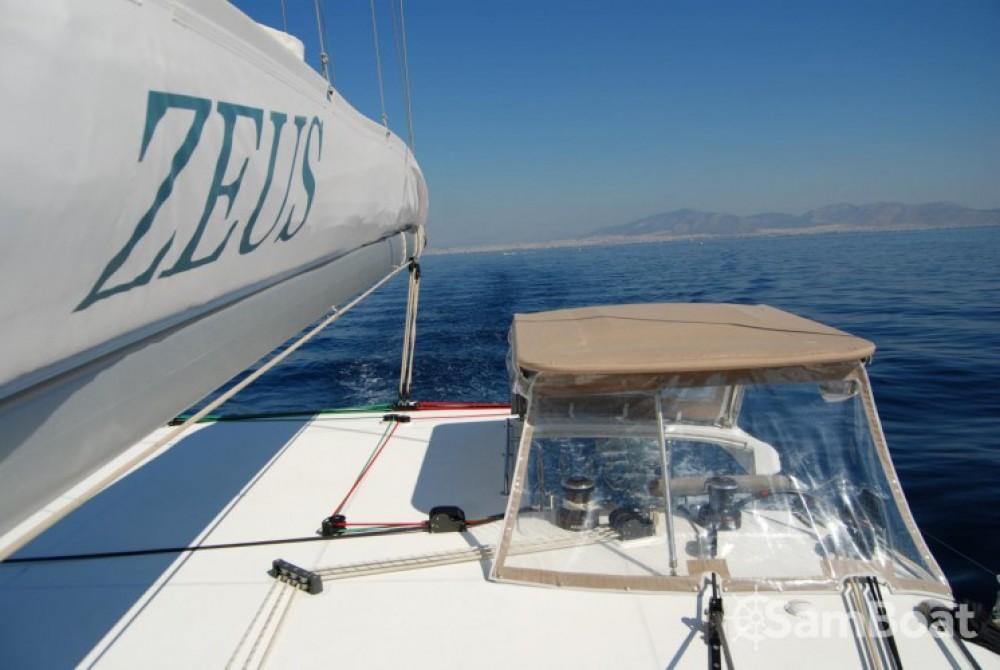 Location bateau Grèce-Centrale pas cher Lagoon 400 S2