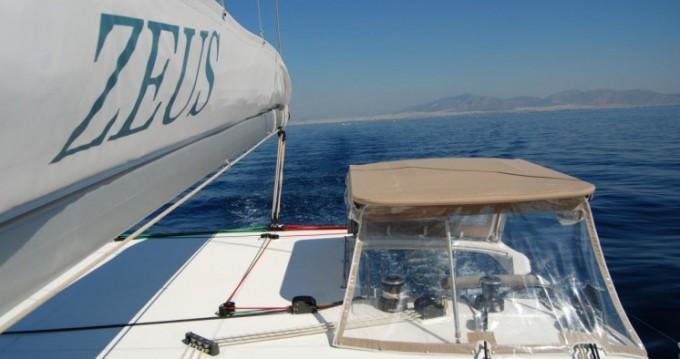 Noleggiare un'Lagoon Lagoon 400 S2 Central Greece