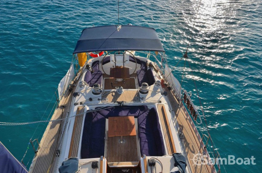 Gibert Marine Master 52 between personal and professional Cartagena