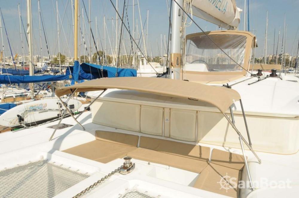 Rental yacht Attica - Lagoon Lagoon 450 on SamBoat