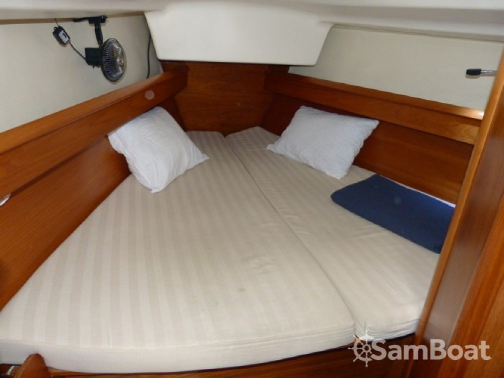 Jeanneau Sun Odyssey 40 entre particulares y profesional Central Greece
