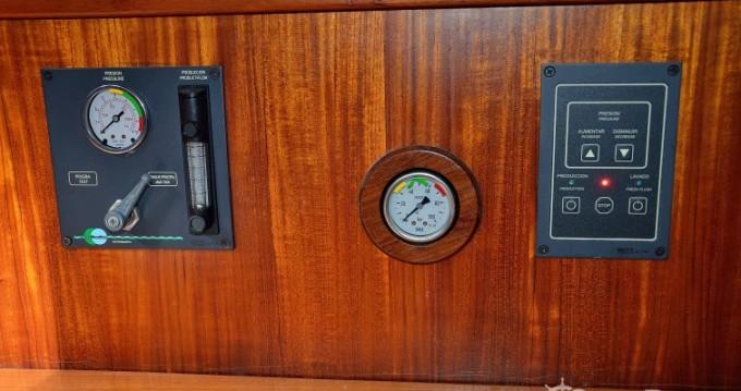 Location bateau La Manga del Mar Menor pas cher Master 52