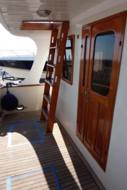 Alquiler de barcos Modern-Yacht Gemar 42s enSan Antonio Abad en Samboat
