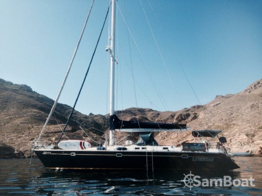 Rent a Gibert Marine Master 52 Cartagena