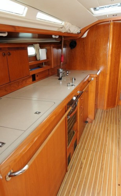 Jeanneau Sun Odyssey 49 entre particulares y profesional Central Greece