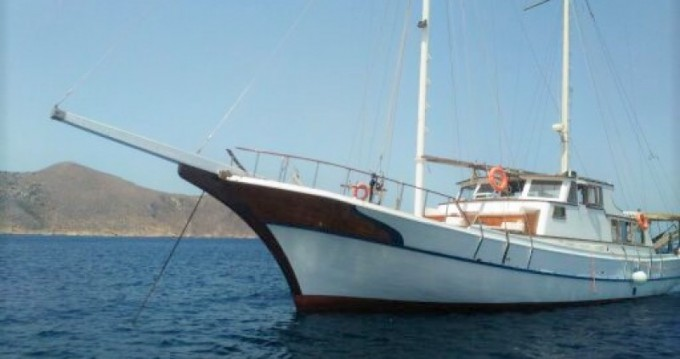 Louez un Bodrum-Shipyard gulet à Trapani