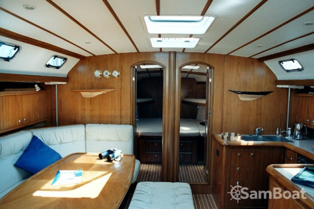 Euro-Alfa-Yachts Alfa 51 Lux between personal and professional Athens