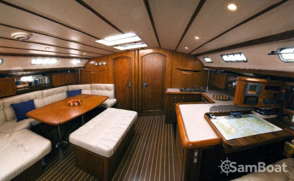 Rent a Euro-Alfa-Yachts Alfa 51 Lux Athens
