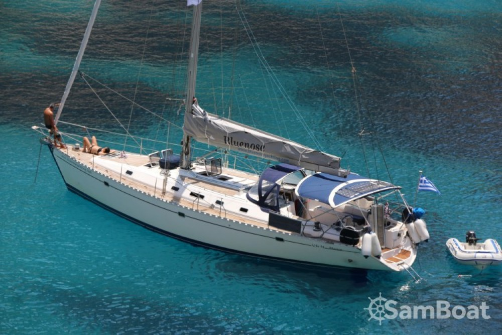 Rental Sailboat Euro-Alfa-Yachts with a permit