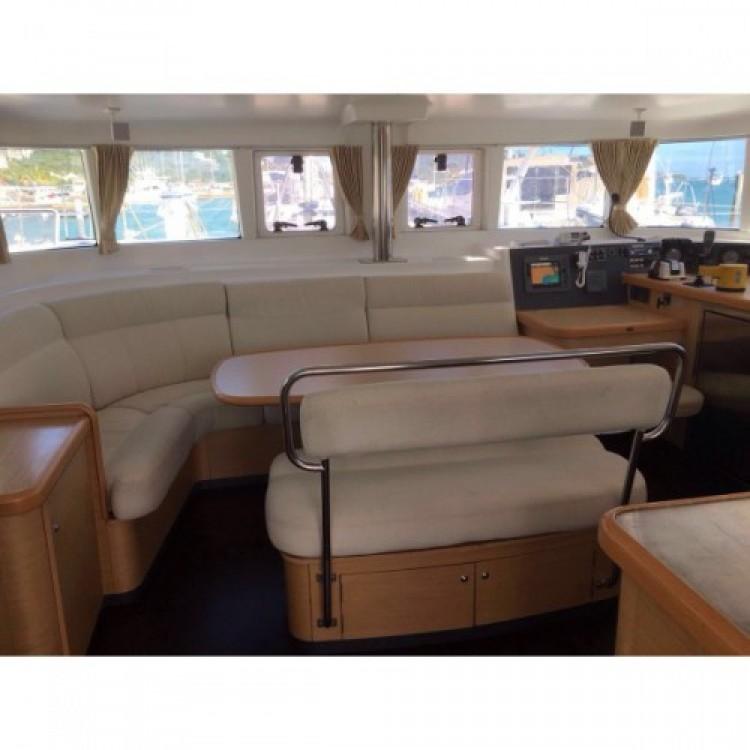 Rental Catamaran in Playa Blanca - Lagoon Lagoon 440