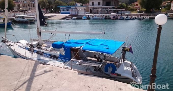Location bateau Aegina pas cher Apollo 12 plus