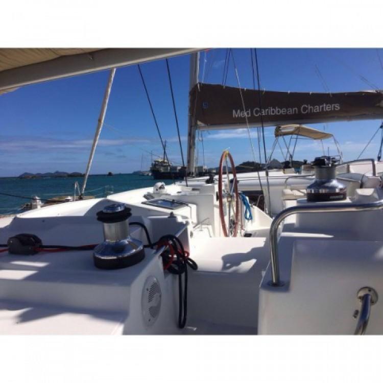 Rental yacht Playa Blanca - Lagoon Lagoon 440 on SamBoat