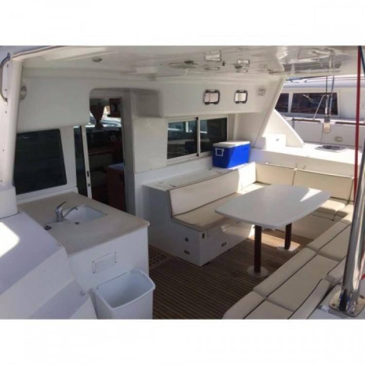 Catamaran for rent Playa Blanca at the best price
