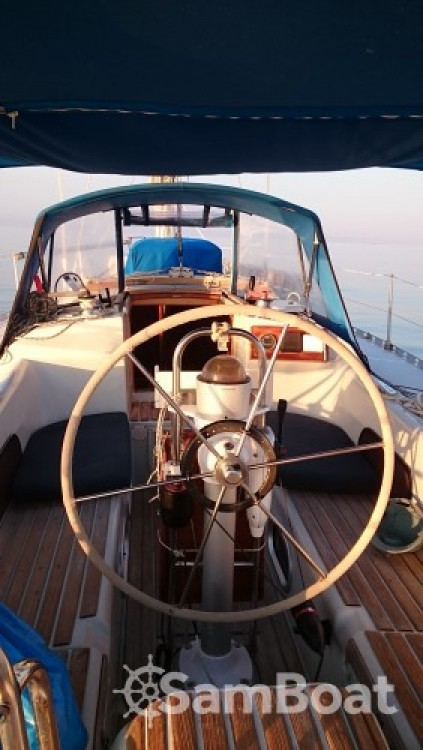Hire Sailboat with or without skipper Dromor-Grece Chios