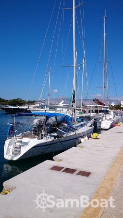 Rental Sailboat in Chios - Dromor-Grece Apollo 12 plus