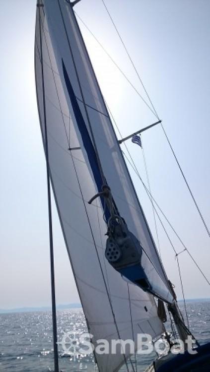 Rental Sailboat Dromor-Grece with a permit