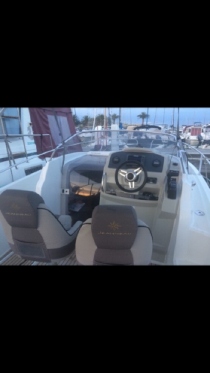 Alquiler Lancha en Bord de Mer - Jeanneau Cap Camarat 7.5 WA
