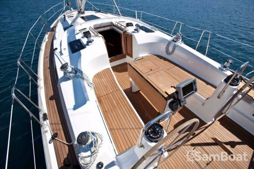 Bavaria R40 between personal and professional Playa de Palma