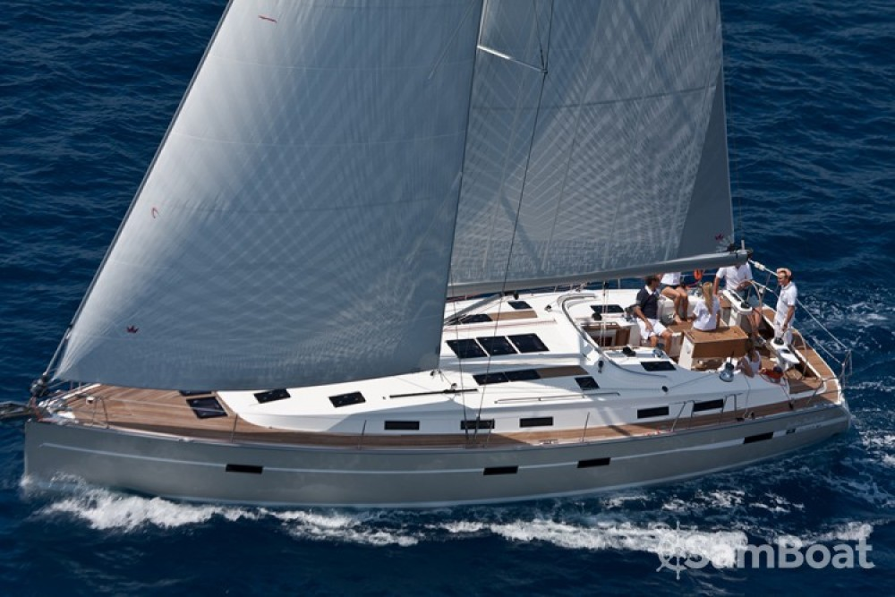 Bavaria Cruiser 50 between personal and professional Playa de Palma