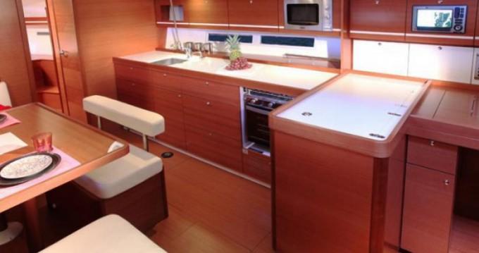 Location bateau Milta Bodrum Marina pas cher Dufour 450 Grand Large