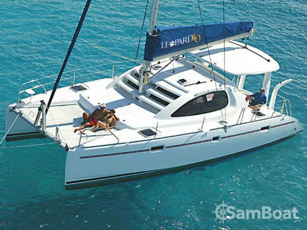 Location bateau Leopard Leopard 40 à Muğla sur Samboat