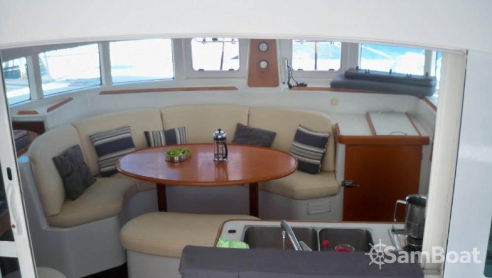 Catamarán para alquilar Saint-François al mejor precio