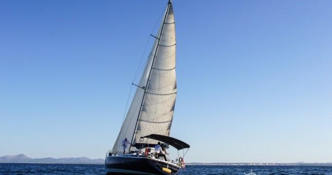 Location bateau Pollença pas cher Grand Soleil 43