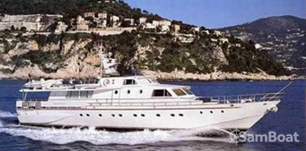 Rental yacht Fiumicino - Baglietto 26M on SamBoat