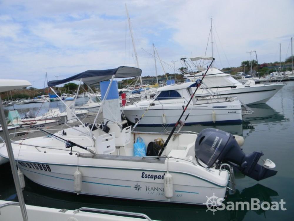 Alquiler Lancha en Le Port - Jeanneau Cap Camarat 615 WA