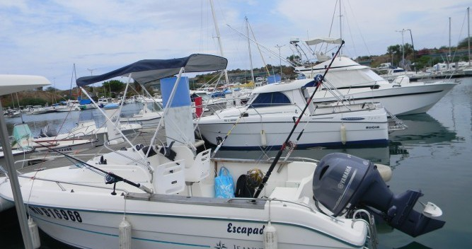 Louer Bateau à moteur avec ou sans skipper Jeanneau à Rivière des Galets