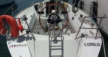 Location bateau Marseille pas cher Feeling 1090