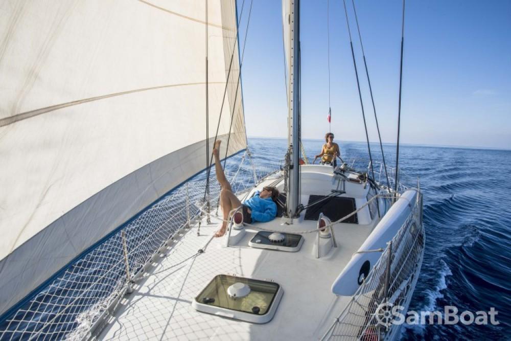 Alquiler de yate Hyères - Kirie Feeling 1090 en SamBoat