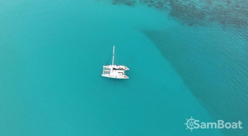 Alquiler de yate Eden Island - Lagoon Lagoon 57 en SamBoat