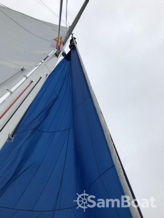 Louez un Jeanneau Sun Odyssey 389 à Saint-Cast-le-Guildo