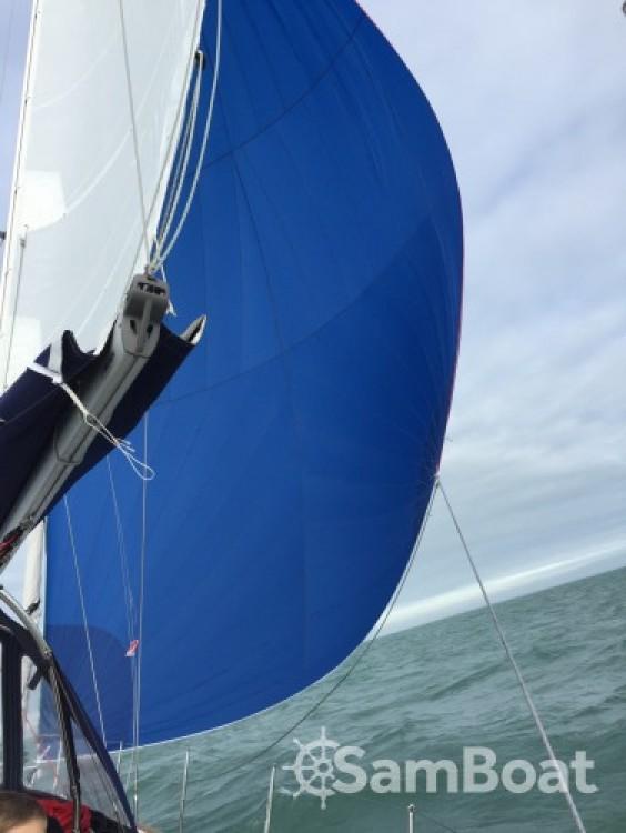 Location yacht à Saint-Cast-le-Guildo - Jeanneau Sun Odyssey 389 sur SamBoat