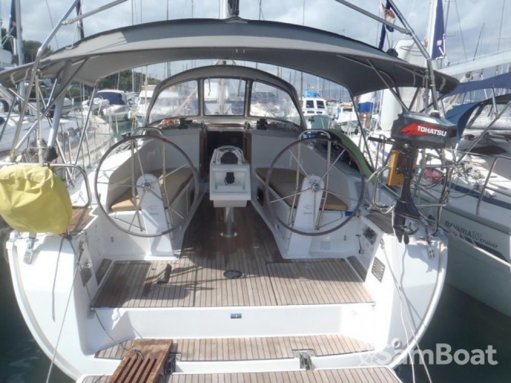 Rental Sailboat in Split - Bavaria Cruiser 41