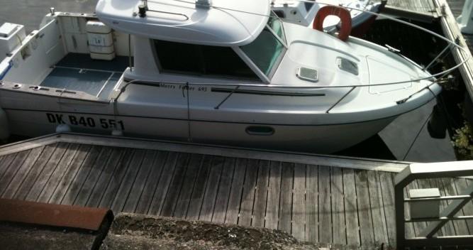Louer Bateau à moteur avec ou sans skipper Jeanneau à Boulogne-Sur-Mer
