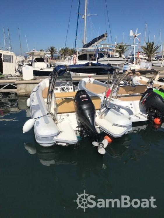 Rental RIB in La Ciotat - Motonautica Vesuviana MV 700