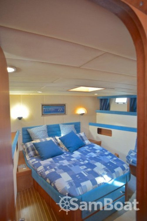 Hire Sailboat with or without skipper Bordogna-Pacifico Sant Antoni de Calonge