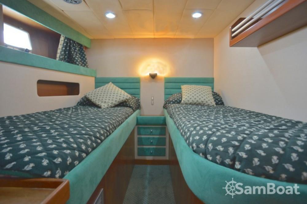 Boat rental Bordogna-Pacifico Bordogna Pacifico 77 in Sant Antoni de Calonge on Samboat