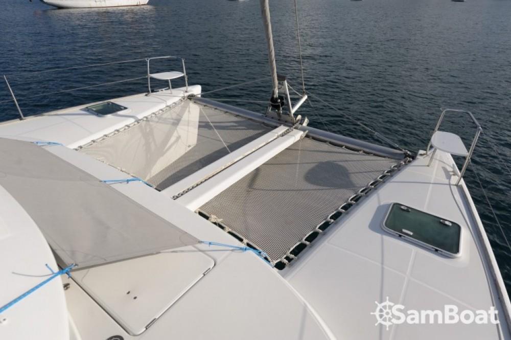 Alquiler de barcos Basse-Terre barato de Lagoon 380