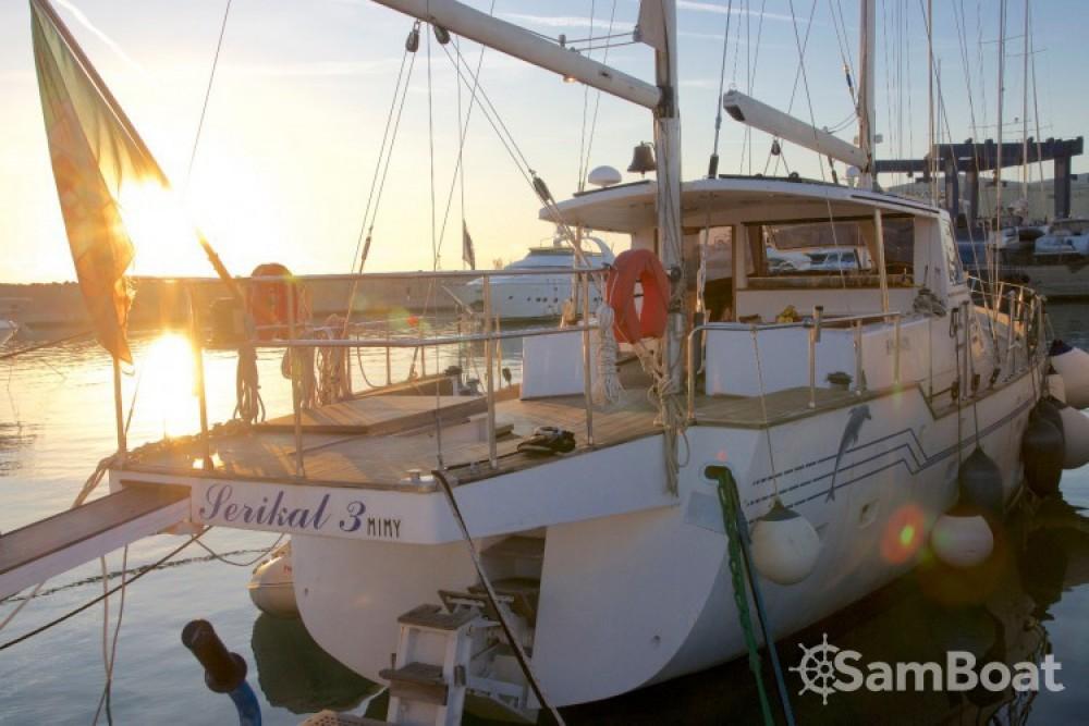 Rent a Bordogna-Pacifico Bordogna Pacifico 77 Sant Antoni de Calonge
