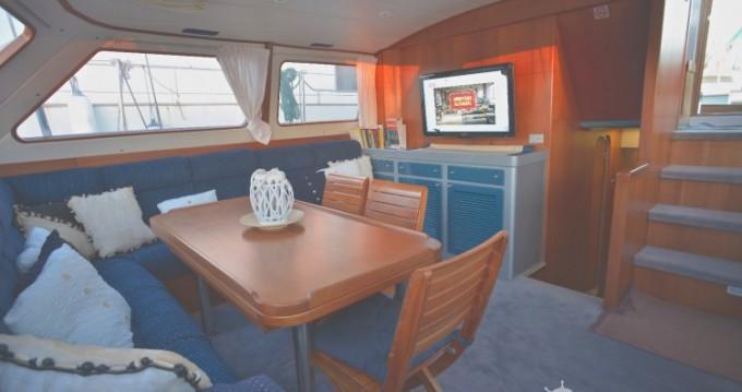 Location bateau Bordogna-Pacifico Bordogna Pacifico 77 à Sant Antoni de Calonge sur Samboat