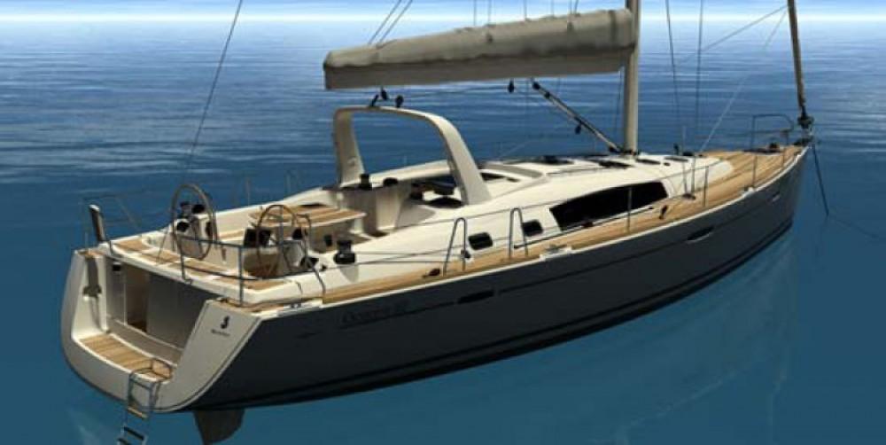 Rental yacht  - Bénéteau Oceanis 50 Family on SamBoat