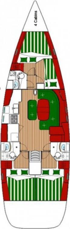 Alquiler de yate Il-Kalkara - Bénéteau Oceanis en SamBoat
